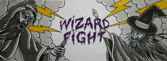 Wizard fight