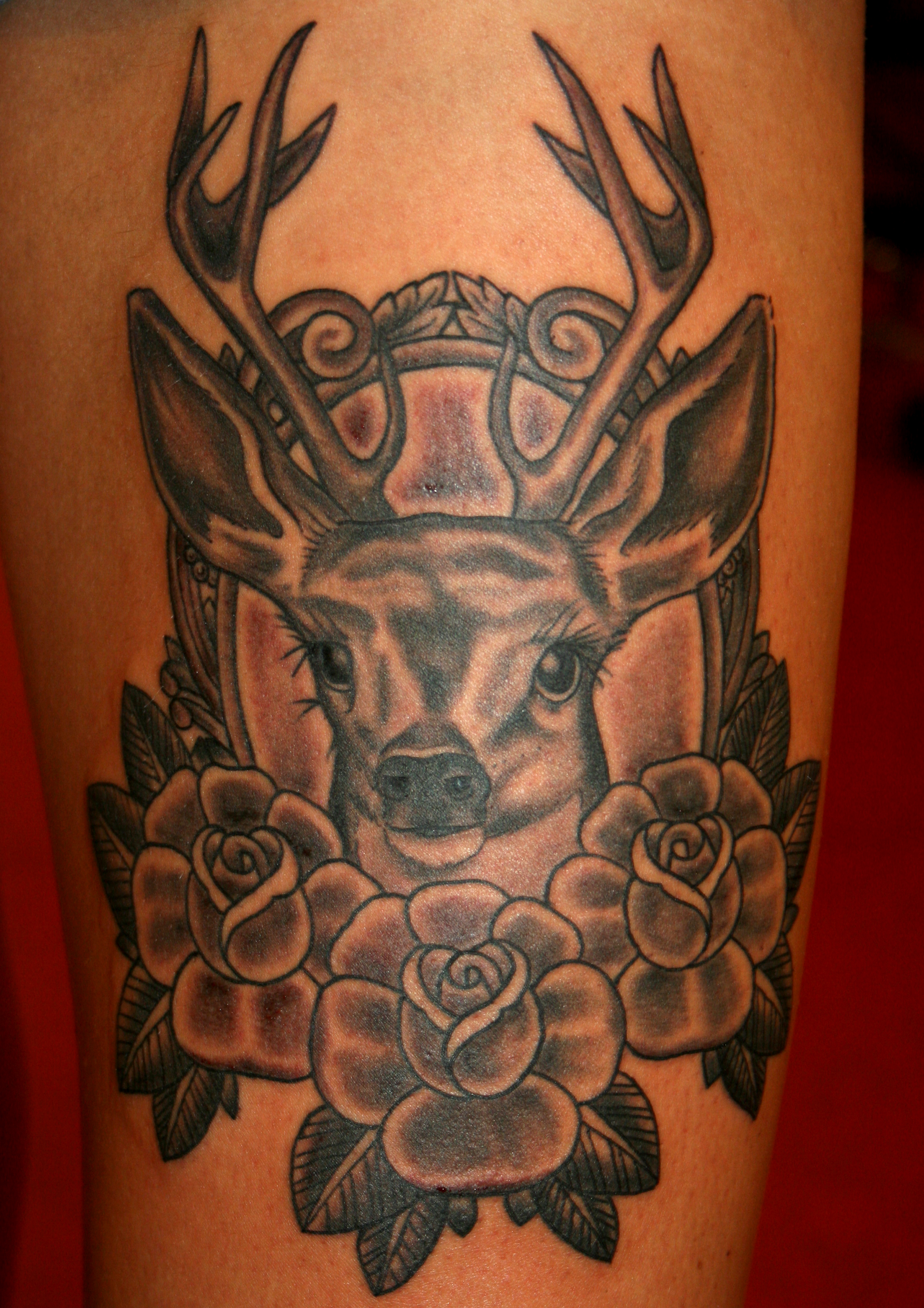 stag tattoos