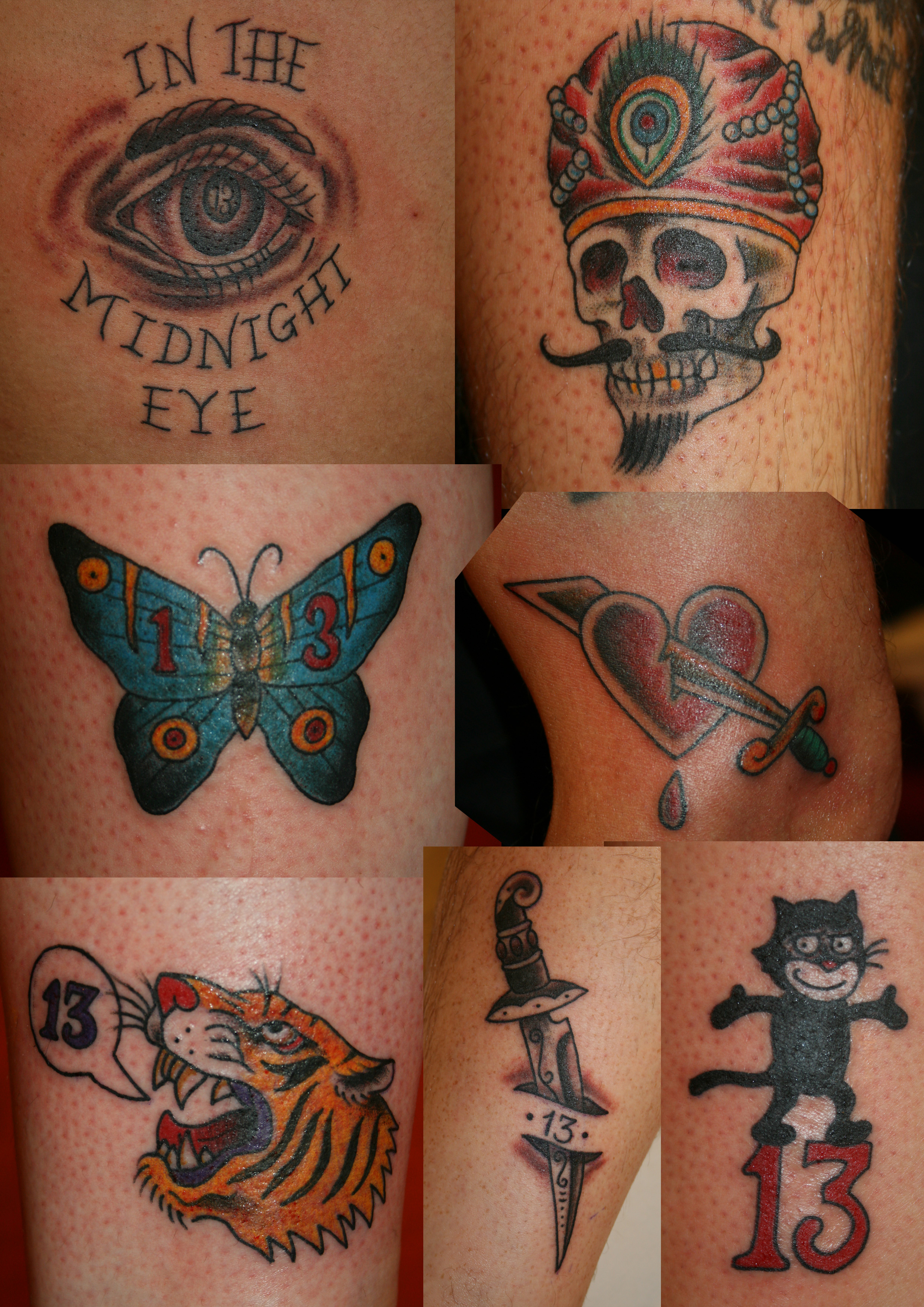 Tattoo | Death Goes To the Winner